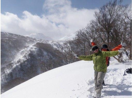 【栃木・那須高原】ゴンドラ利用で散策しながら「スノーシュートレッキング」那須山(Mt.JEANS)