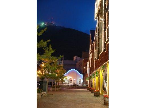 HIS Super Summer Sale in progress [Hokkaido / Hakodate] Mt. Hakodate Night View Award Course Jumbo Taxi (up to 9 customers)の紹介画像