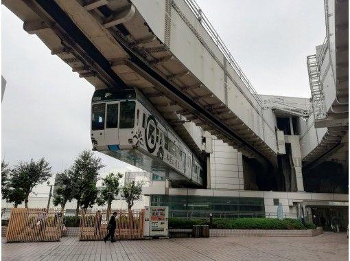 災害鉄道復旧でも活躍『鉄道連隊』跡&ギネス認定:千葉都市モノレール風景