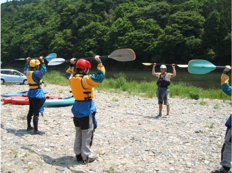 【カヤック】大芦川ツアー (上級)の紹介画像