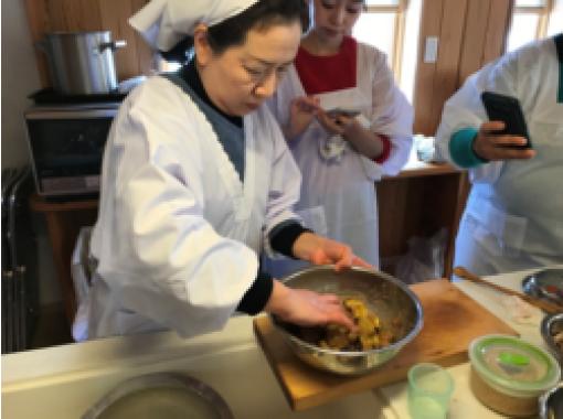 【新潟・十日町】十日町のか~ちゃんしょが教える田舎料理