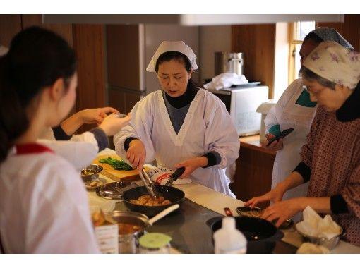 [Niigata / Tokamachi] Tokamachi's Ka-chansho and freshly picked gottsuの紹介画像
