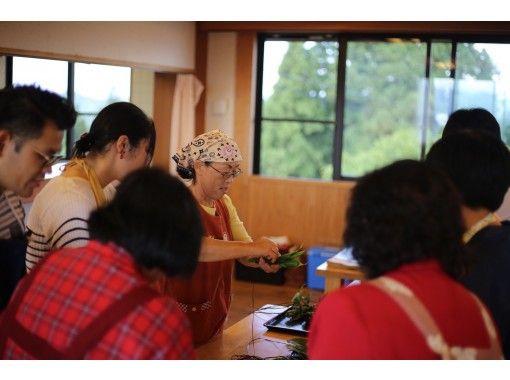 "[Niigata / Tokamachi] Experience making Niigata's traditional food ""Sasa Dango""の紹介画像"