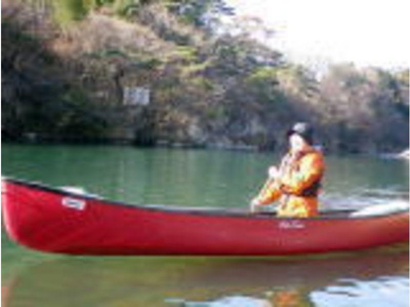 【カヌー】那珂川ツアー  (カナディアンカヌーの経験者)の紹介画像