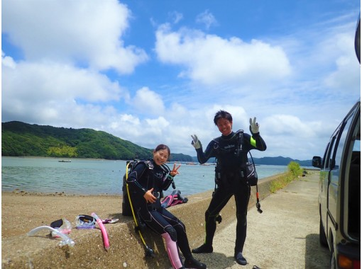 [Mie/ Tsu] This is the first Diving to learn! Open water diver courseの紹介画像