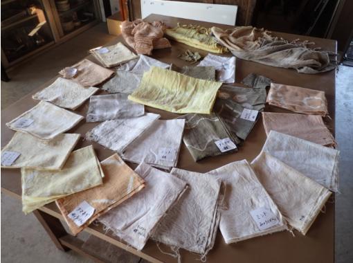 【石川・金沢】エコツアー:自分だけのオリジナル手ぬぐいを作ろう!森のそめものやさん