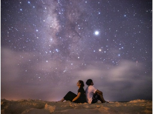 [Okinawa / Miyakojima] A commemorative photo with a perfect starry sky! Starry Sky Photo / Starry Sky Location Photo [Miyakojima-born photographer]の紹介画像