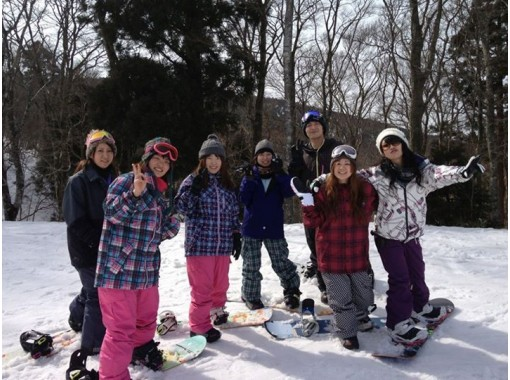 [half-day ・ Snowboard lessons】 Beginner course 【 Rental None]の紹介画像