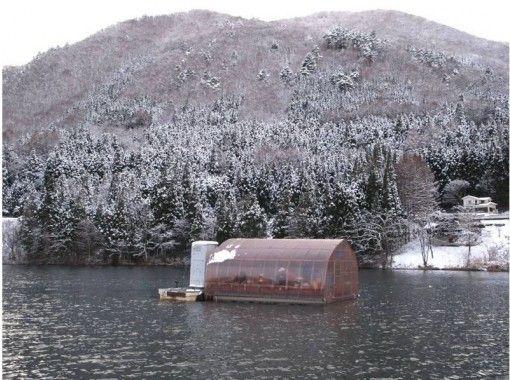 【長野・木崎湖】ワカサギ釣り1日じっくりコース