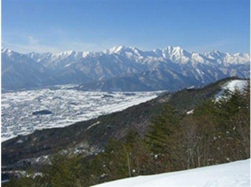 【長野・大町市 かんじき】1時間コース お手頃・簡単に冬山の美しさを感じよう! 6才から参加可