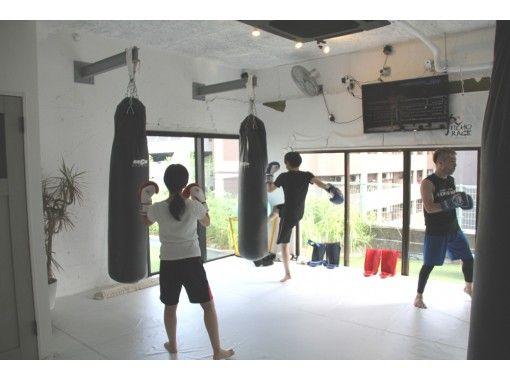 【福岡・博多】初心者や女性も安心して始められる!キックボクシング体験トレーニング