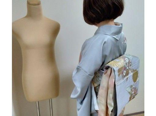 【兵庫県・伊丹】本格着物を着て料理体験&茶道~好きな着物を選べます!(伊丹駅・伊丹空港の送迎付き)
