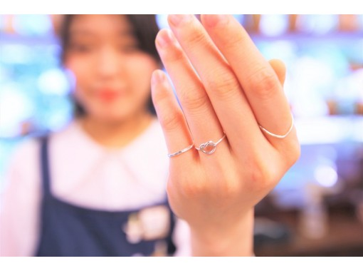 [Tokyo Aoyama] Petit silver ring handmade experience ☆ Sense up fashionable course that makes everyday fun ♪の紹介画像