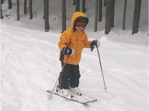 【兵庫・但馬】キッズ対象!スキー&スノーボードスクール(60分コース)