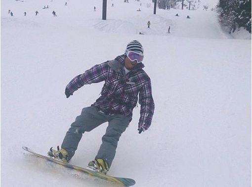 【兵庫・但馬】参加者みんなで楽しもう!スノーボードスクール