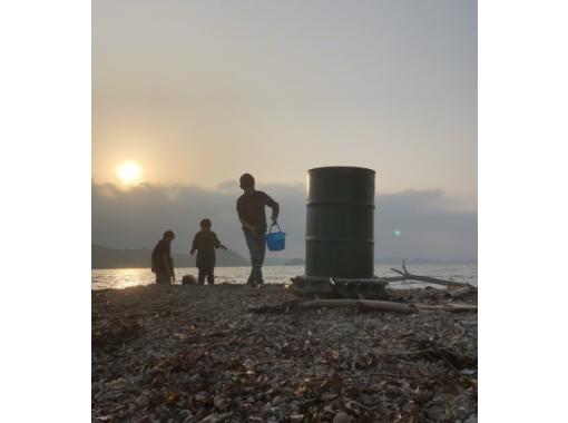 【長崎・西海市】グループ向けツアー!リアル無人島体験キャンプ:10時入り【手ぶらプラン/体験・サポートあり/初心者おすすめ】