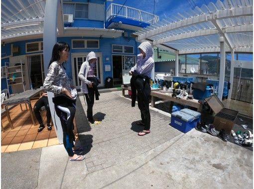 【柏島GO!】愛媛県松山市から行く魚の楽園「柏島」で体験ダイビングツアー