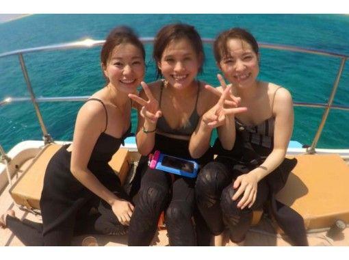 グループ割!4名様以上限定!カメラレンタル付!海ガメに逢える!?国立指定公園慶良間諸島体験ダイビング