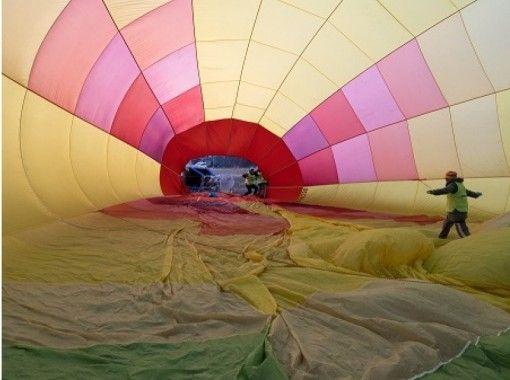 【仙台・松島】~朝日に染まる日本三景松島で熱気球体験~感激の松島トワイライト&松島ひかりの道