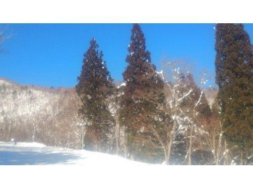 【岐阜・飛騨古川】流葉山でスノーシュー~山岳ガイドの案内・送迎付き・温泉立ち寄りあり!