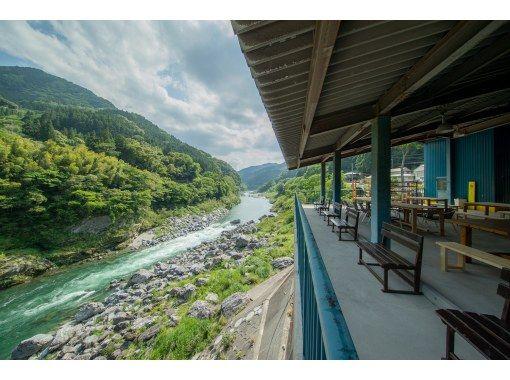[Kochi- Yoshino] Yoshino River Rafting Kochi Oboke feel free short course (1 junior high school Year participation from the students OK!)の紹介画像