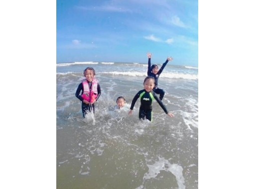 【千葉・九十九里】子供からお年寄りまで!初心者歓迎!サーフィンスクール