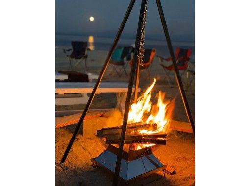 【滋賀・大津】シンプルに焚き火を楽しむカフェ!焚き火カフェ