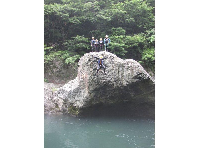 【群馬・みなかみ/水上】ラフティングツアー半日コース(中学生以上)の紹介画像