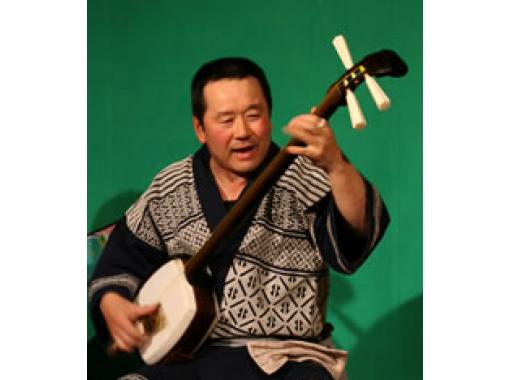 [Aomori Goshogawara] home! Tsugaru shamisen lesson experienceの紹介画像