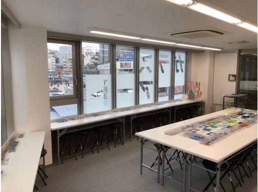 【静岡・熱海】熱海駅より徒歩1分!手ぶらでOK!フュージング体験~箸置きを作ろう