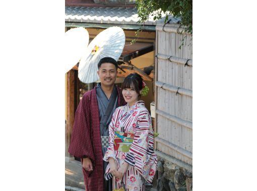 """京都G园""""男子和服计划""""男子和服计划!我们一定会为您提供凉意! !!の紹介画像"""