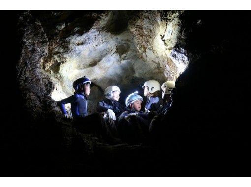 【洞窟探検】Lv.1ケイビング滋賀コース