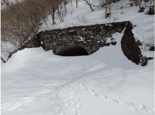 【山形 米沢】万世大路 氷筍見学ツアー 送迎付きの紹介画像
