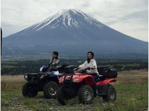 ★ 仅限一月/二月 ★ 富士山越野车引以为豪的长路线 1 小时 & 富士山最大的草莓狩猎园 ★ 草莓狩猎 30 分钟任你吃の紹介画像