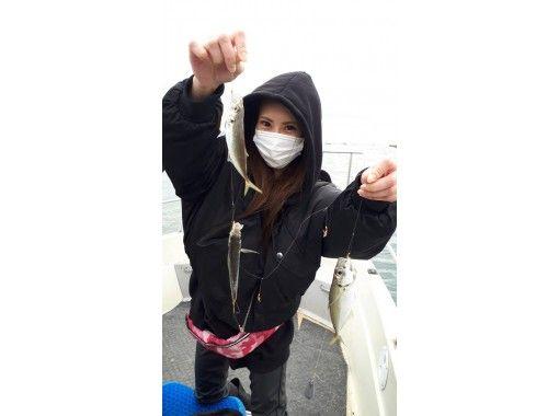 """[东京/羽田]""""Aji""""共享船★最多7人OK♪120分钟我们可以介绍可以吃到的鱼的商店!の紹介画像"""