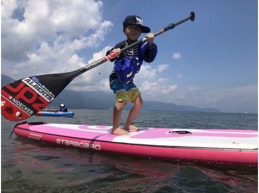 【福井県 高浜町 和田浜】きれいな水と砂浜の和田浜でのんびりSUPで水上散歩体験60分