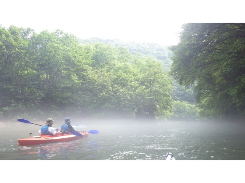 【群馬・みなかみ/水上】カヌー&カヤック体験ツアー(半日コース)の紹介画像