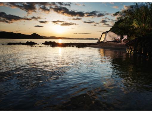【長崎・西海市】ファミリー向けツアー!無人島のんびりキャンプ【サポートあり】