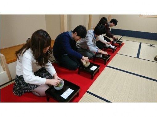 【京都・下京区】素敵なお茶の世界へようこそ!お点前体験!五条駅より徒歩1分!