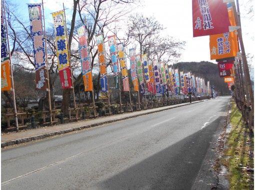 【秋田・小坂町】冬季限定「康楽館」特別見学プラン!ガイドによる施設案内&回り舞台や、拍子木を体験してみよう!の紹介画像