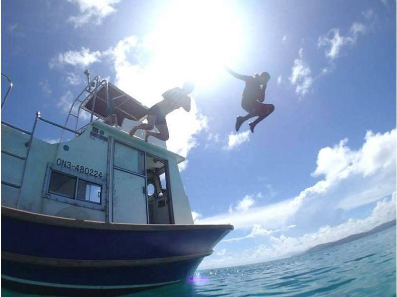【シュノーケリング】パナリ島ツアー(1日コース)の紹介画像