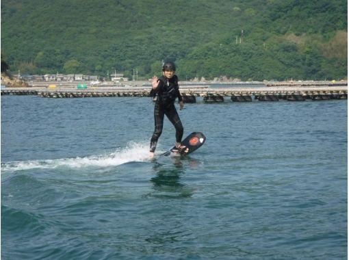 [Hyogo ฮิเมจิ] บินท่อง! ประสบการณ์กระดานเลื่อน (15 นาที)の紹介画像