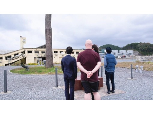 【Iwate】Reflecting on recovery: guided tsunami memorial visit +lodgingの紹介画像