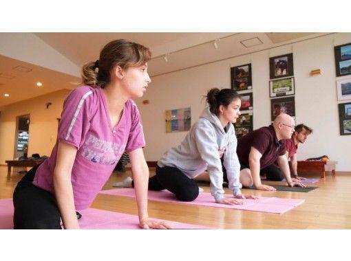 【Iwate】Wellness at sunrise: morning meditation & yoga(+lodging)の紹介画像