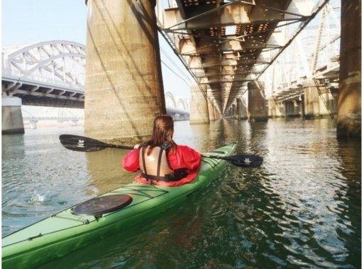 【大阪・淀川】初心者歓迎!のんびりカヌー体験