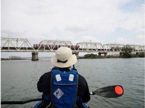 【大阪・淀川】初心者歓迎!のんびりカヌー体験の紹介画像