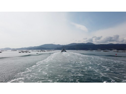【Iwate】Pair oysters with sake matured under the sea! +lodgingの紹介画像