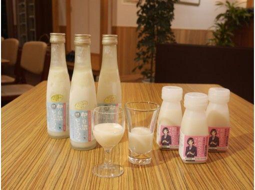 【Miyagi・Izunuma】DIY Sake Experienceの紹介画像