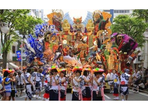 【Aomori】Tohoku Summer Festival Marathon (August 3 – 6)の紹介画像