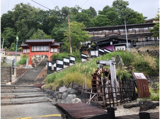 [Yamagata, Zao Onsen] Hot spring town guide tour included! Relax in a large bath, open-air bath, public baths, and private room! Zao Onsen Petit Staying Plan!の紹介画像